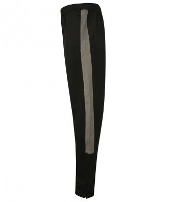 Agility Contrast Pants - Black