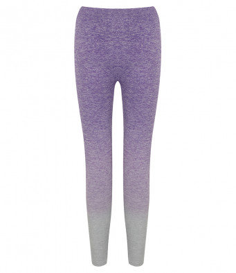Zen Seamless Leggings - Purple