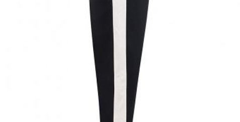 Navy Contrast Agility Tracksuit Bottoms