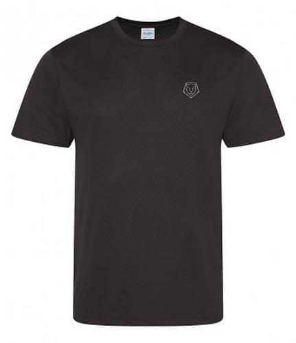Active T-shirt - Black