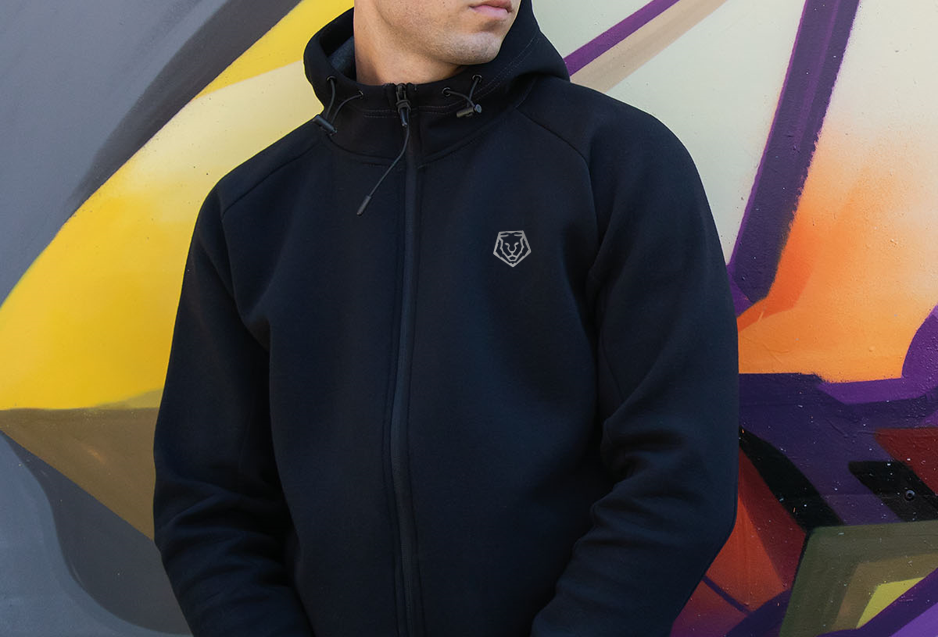 Black Active Softshell Jacket