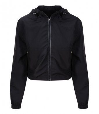 Cropped Zoom II Running Jacket