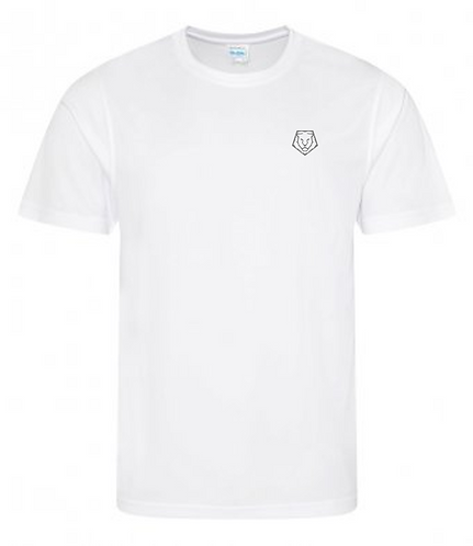 Active T-shirt - White
