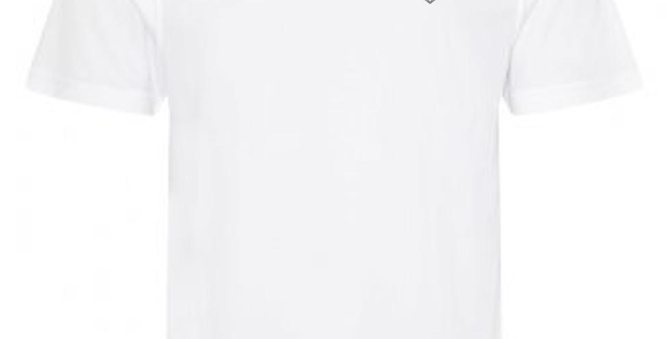 White Active T-shirt