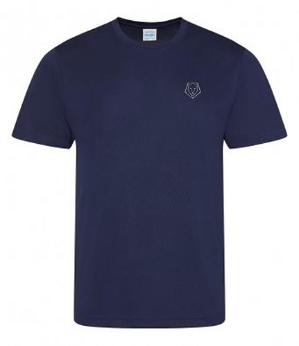 Active T-shirt - Navy