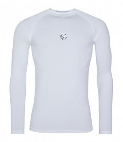 Ignite Baselayer Long Sleeve - White