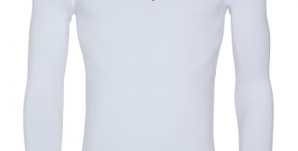 White Long Sleeve Baselayer