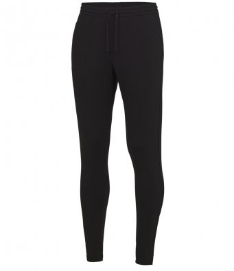 Tapered Jog Pants - Black