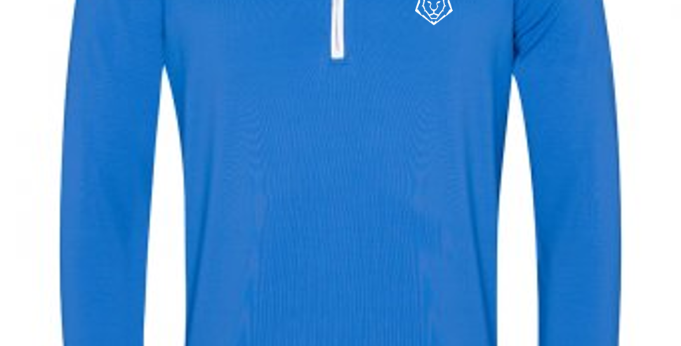 Blue Core Training Half Zip
