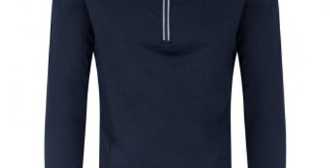 Navy Deluxe Training Half Zip