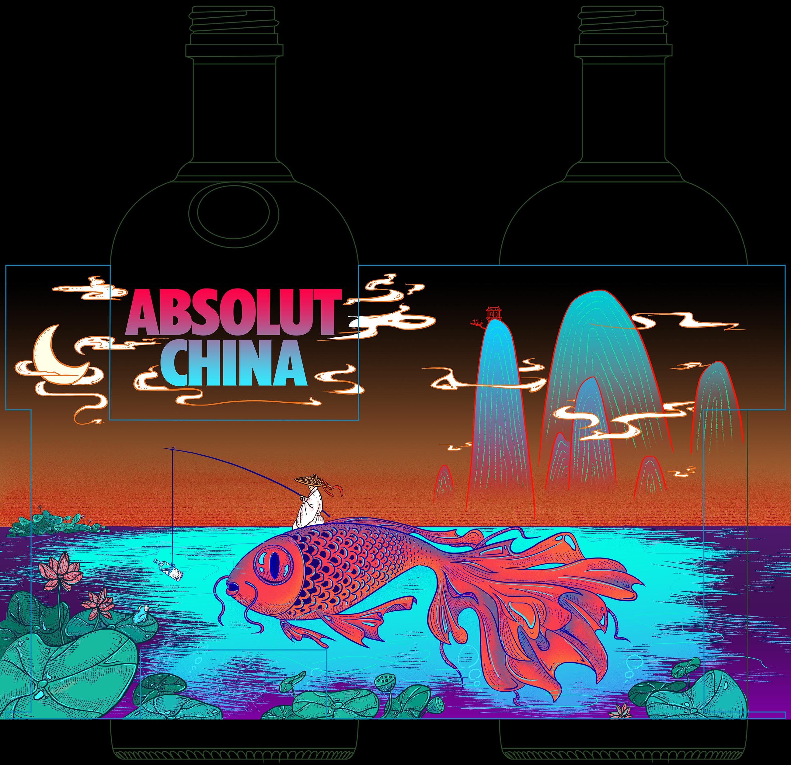 Absolute China