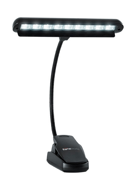 LED Lamp for Music Stands