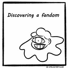 Diary_Comic discovering a fandom title.j
