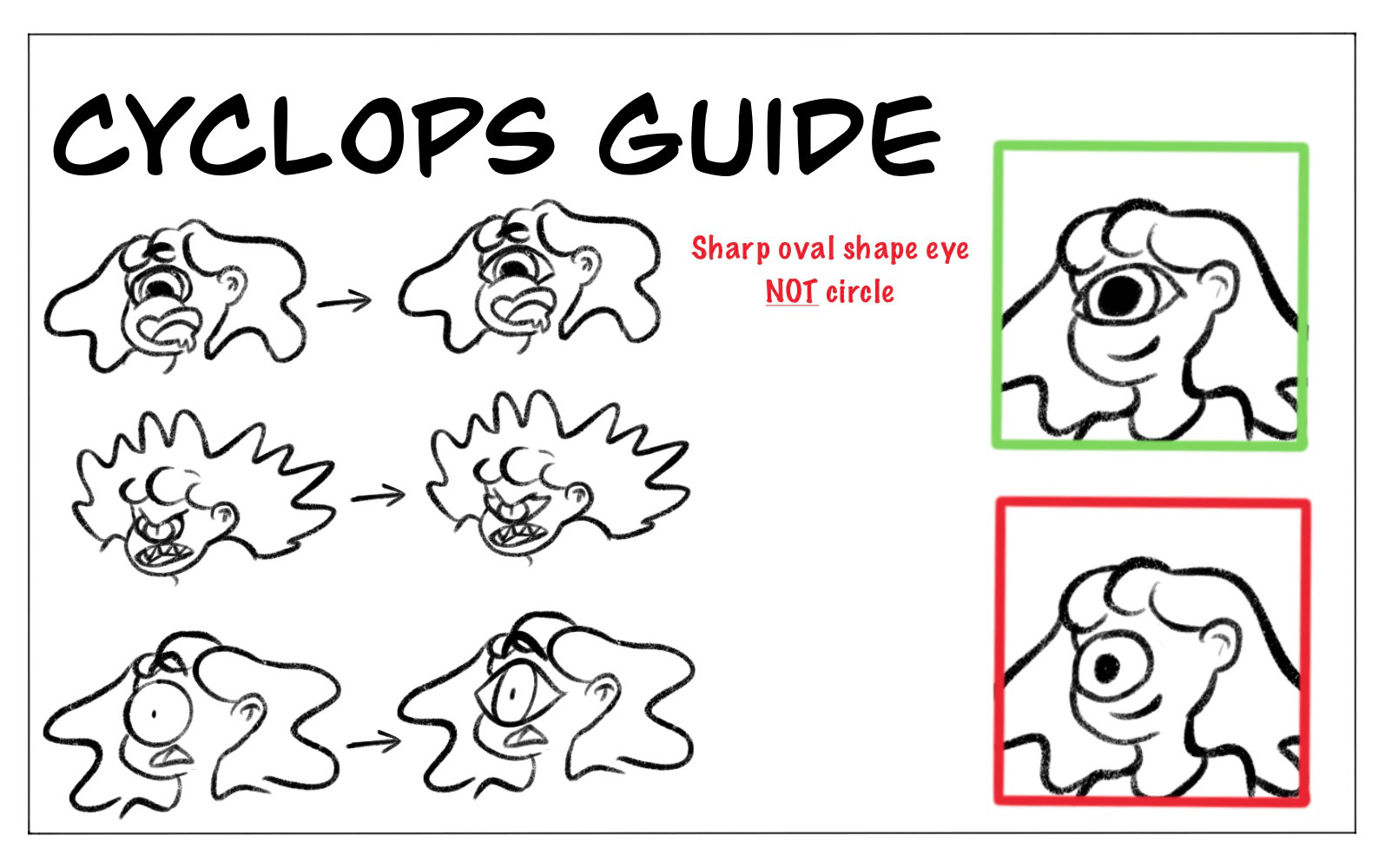 Characters cyclops Comic sheet.jpg