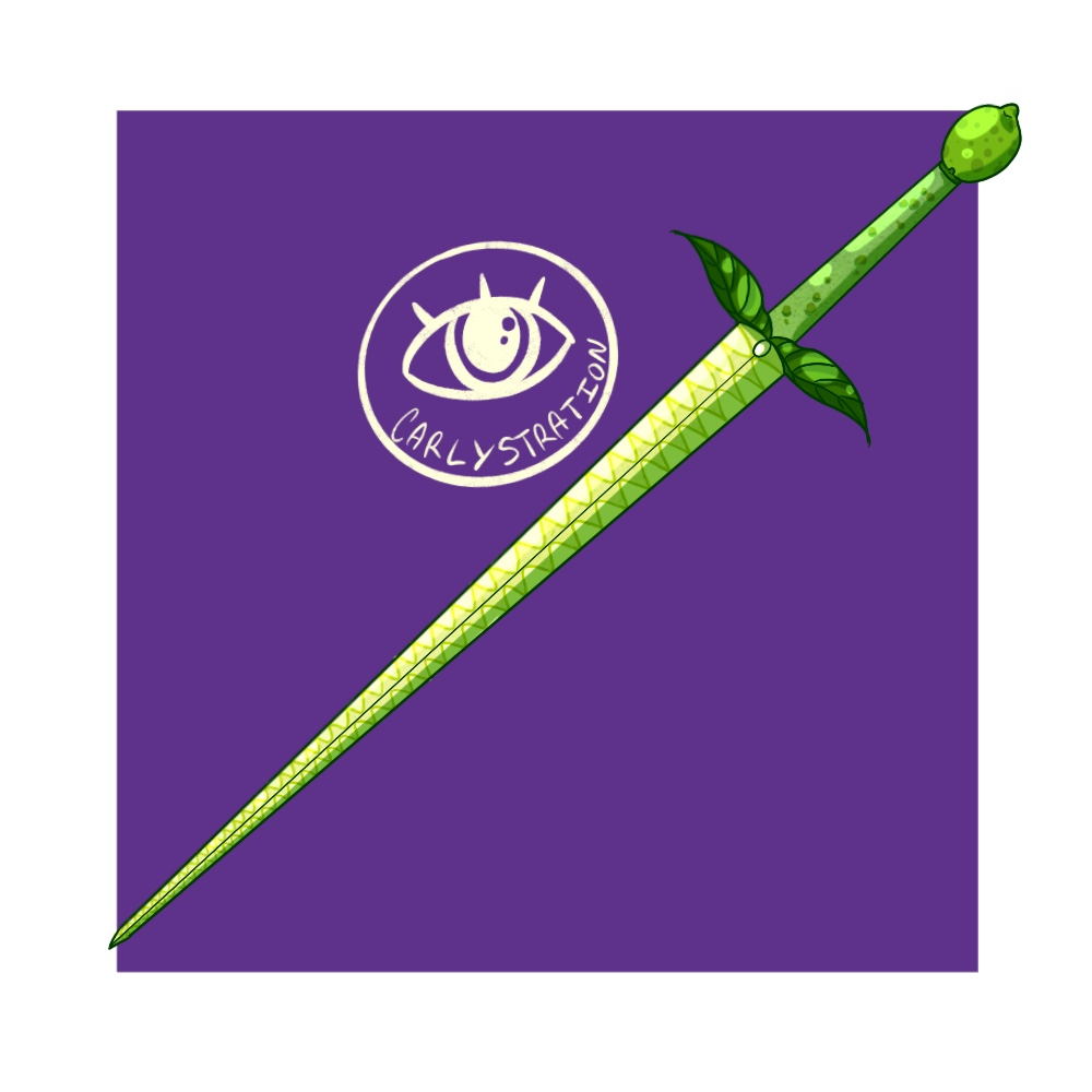Lime_Long_Sword_