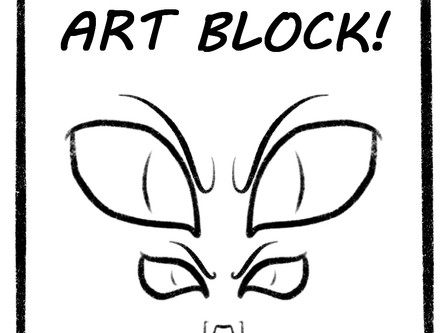 Art Block! New comic!