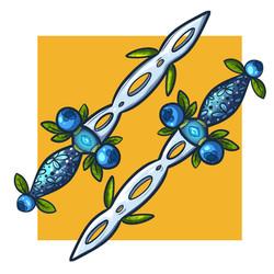 blueberry dagger