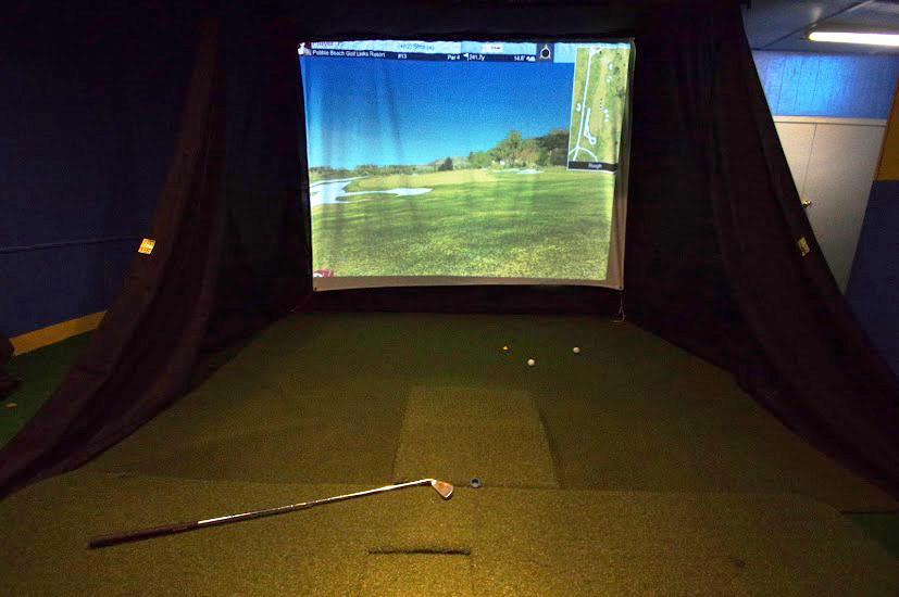 State of the Art Golf Simulators
