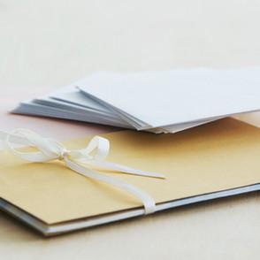 My Letter of the Week:  Dear Silence,  It's Me, Toniesha.