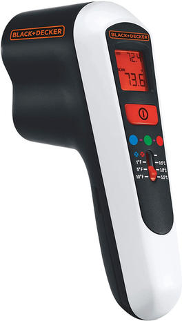 Thermal Leak Detector