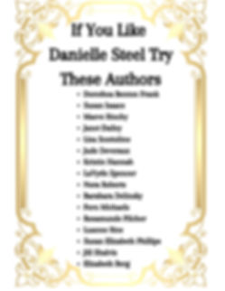 If You Like Danielle Steel Try These Aut