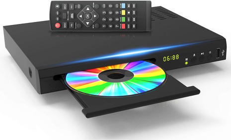 DVD & Blu-Ray Player
