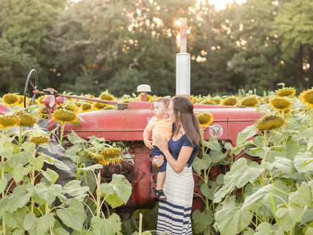 Sunflower Mommy & Me