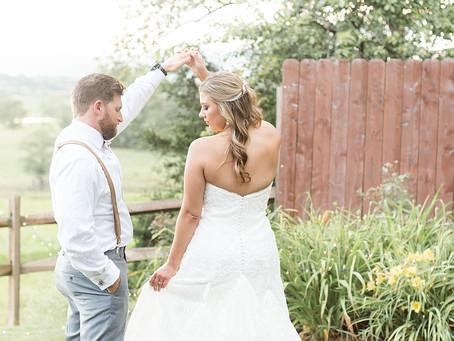 Going All Ott | Shenandoah Woods Wedding