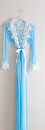 One Size Sheer Robe