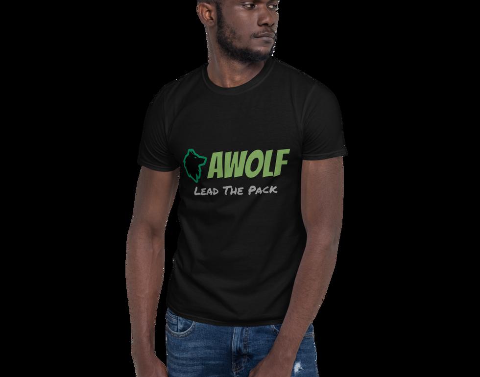 Black and Green TShirt