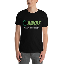 Short-Sleeve T-Shirt Green Logo