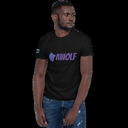 Short-Sleeve T-Shirt Purple