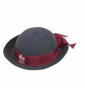 Chapéu de Feltro - Queen Elizabeth's School