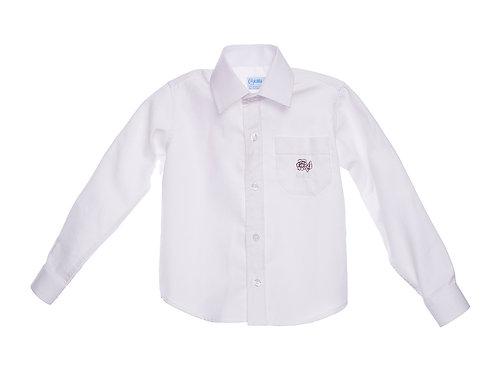 Camisa Branca - Queen Elizabeth's School