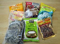 ethnic dry goods