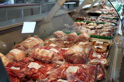 meat counter b