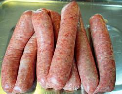 Langthorne's sausages