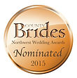 County Brides North West Wedding Award 2015