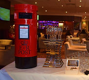 Postbox Hir, Preston, Lancashire.