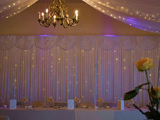Led Starlight Backdrop Curtain Hire for Weddings, Preston Lancashire North West