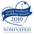 Little White Books, Great Northern Wedding Awards 2019