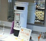 Wedding Postbox Hire, Preston, Lanashire