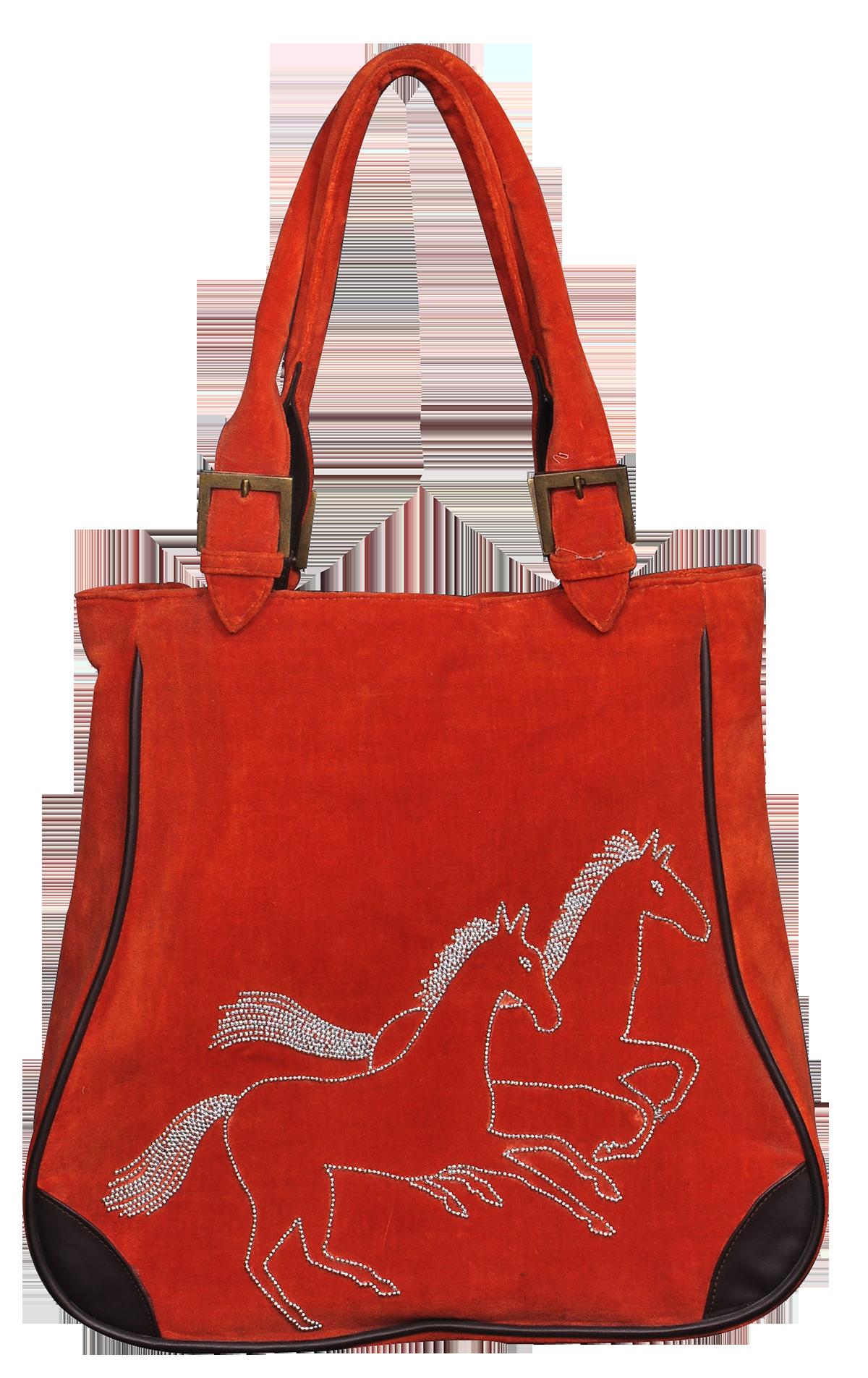 Shoulder Bag Velvet