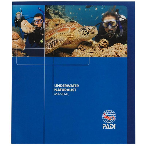 PADI Underwater Naturalist Specialty Manual