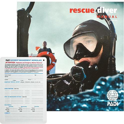 PADI Rescue Diver Course Manual