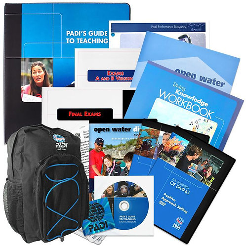 PADI IDC Instructor Development Course Crew Pack