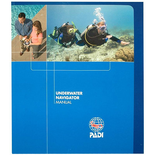 PADI Underwater Navigator Specialty Manual