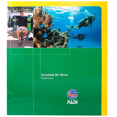 PADI Enriched Air Manual