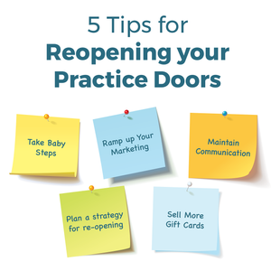 Reopening your Practice Doors After COVID-19