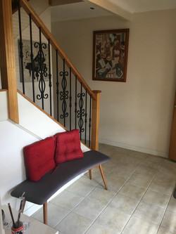 Our spacious foyer